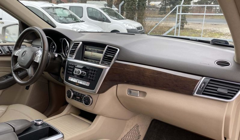 MERCEDES-BENZ ML 350 BlueEFFICIENCY (Automata) Bőr.Navi.Xenon+LED.Tető.Kamera full
