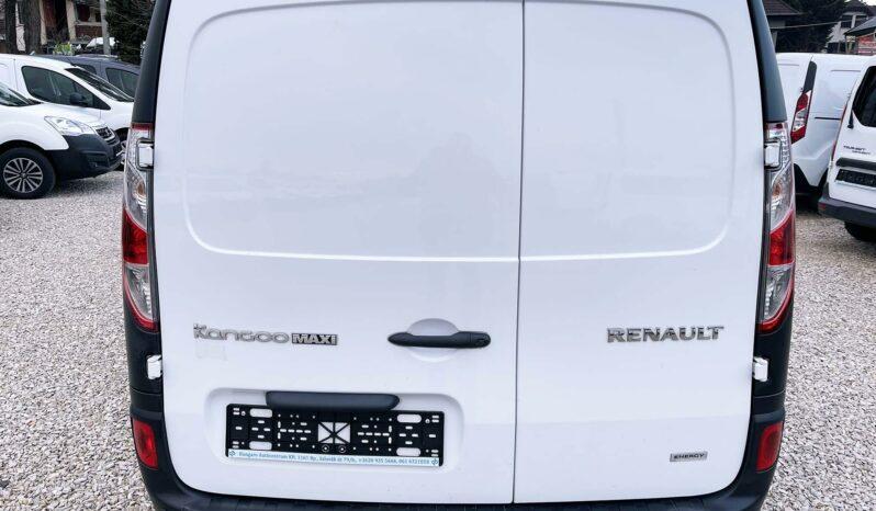 RENAULT KANGOO Express 1.5 dCi Maxi Pack Comfort 55e km! Hosszított Navi 2.5%THM 12hó garancia /Vásárolja meg online/ full