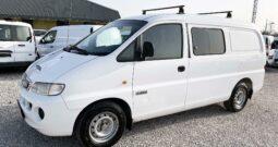 HYUNDAI H-1 Standard Van Long (6 személyes ) 6 személyes. TGK(N1). Hosszított. Klíma /Vásárolja meg online/