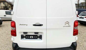 CITROEN JUMPY 2.0 BlueHDi L3 Confort 63e km! Hosszított 122Le 2.5%THM 12hó garancia /Vásárolja meg online/ full
