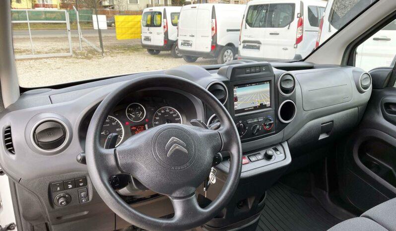CITROEN BERLINGO 1.6 BlueHDi District L2 EURO6 Automtata Hosszított Navi 2.5%THM 12hó garancia /Vásárolja meg online/ full